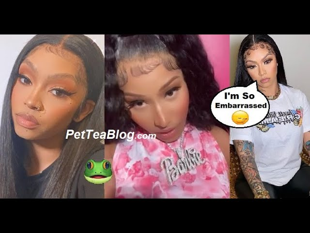 Nicki Minaj Embarrasses Cuban Doll Corrects Herself then Deletes it to Avoid Drama 👀