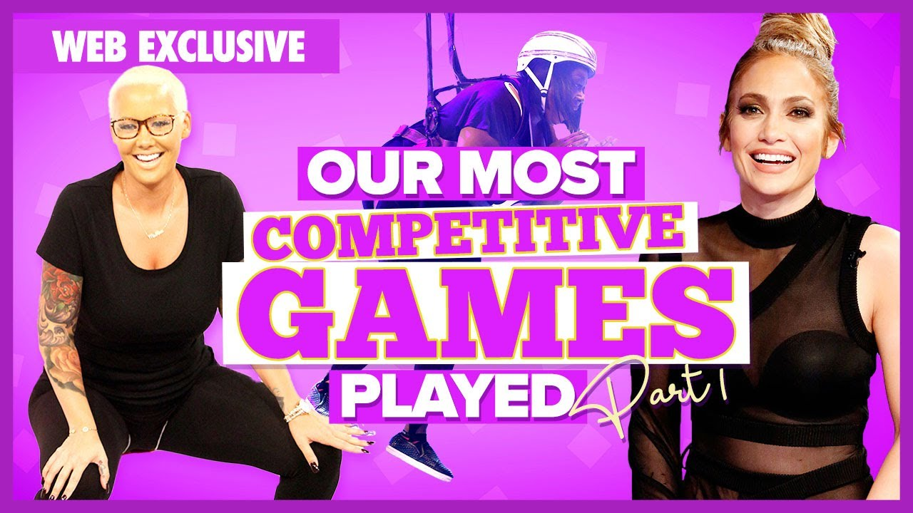 Our Most Competitive Games Played  Part 1  [EXCLUSIVE]