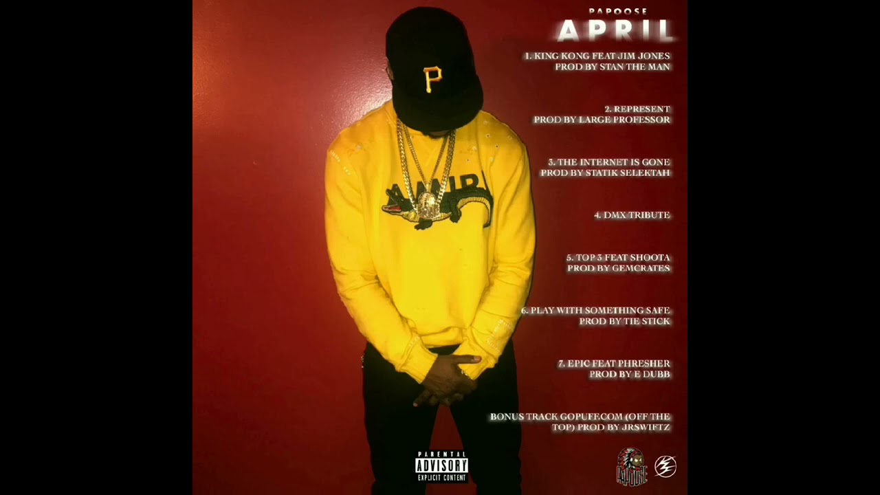 """Papoose Feat. Shoota 93 """"Top 3"""" Prod. by Gemcrates"""