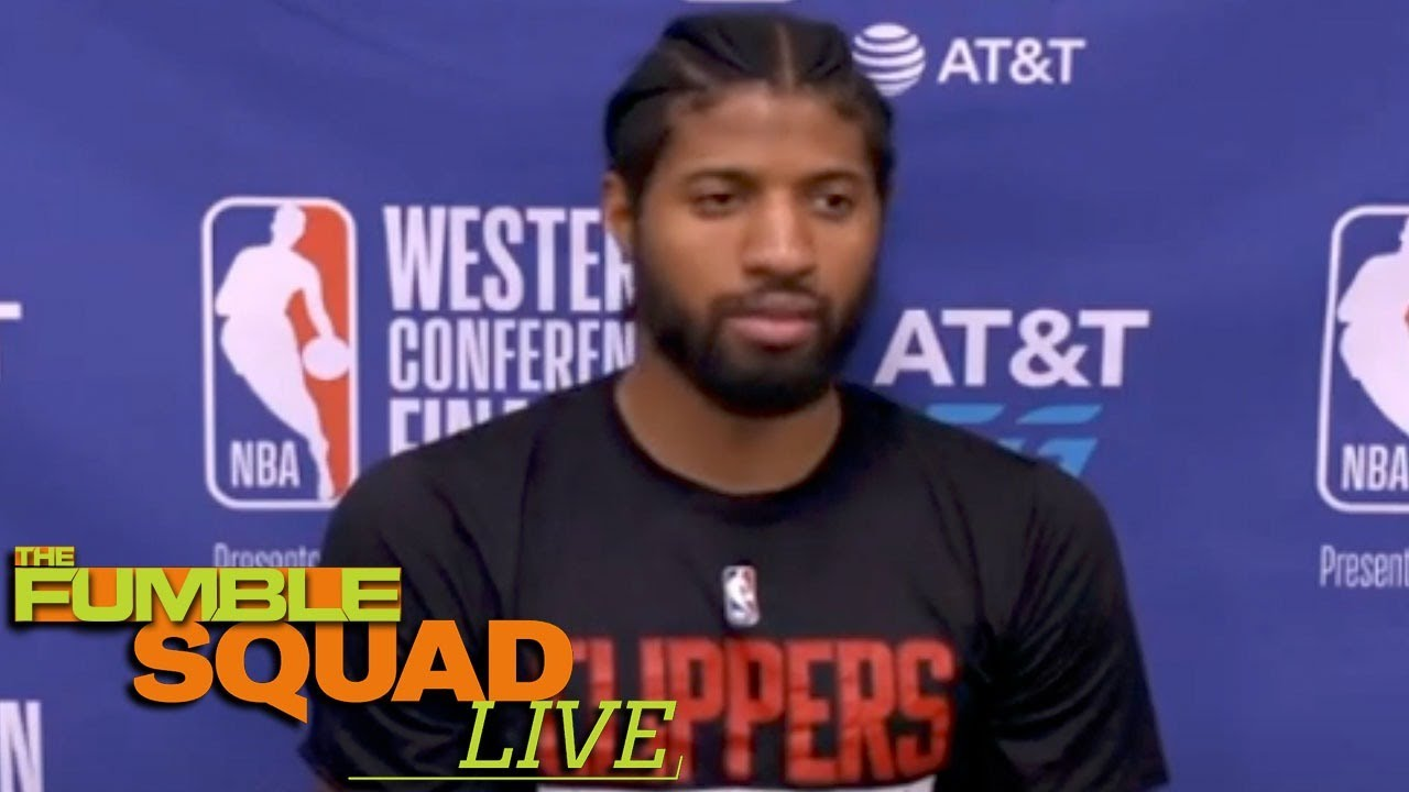 """Paul George Says He's Confused He Gets Criticism From NBA Fans: """"They Judge Me On What They Want To"""""""