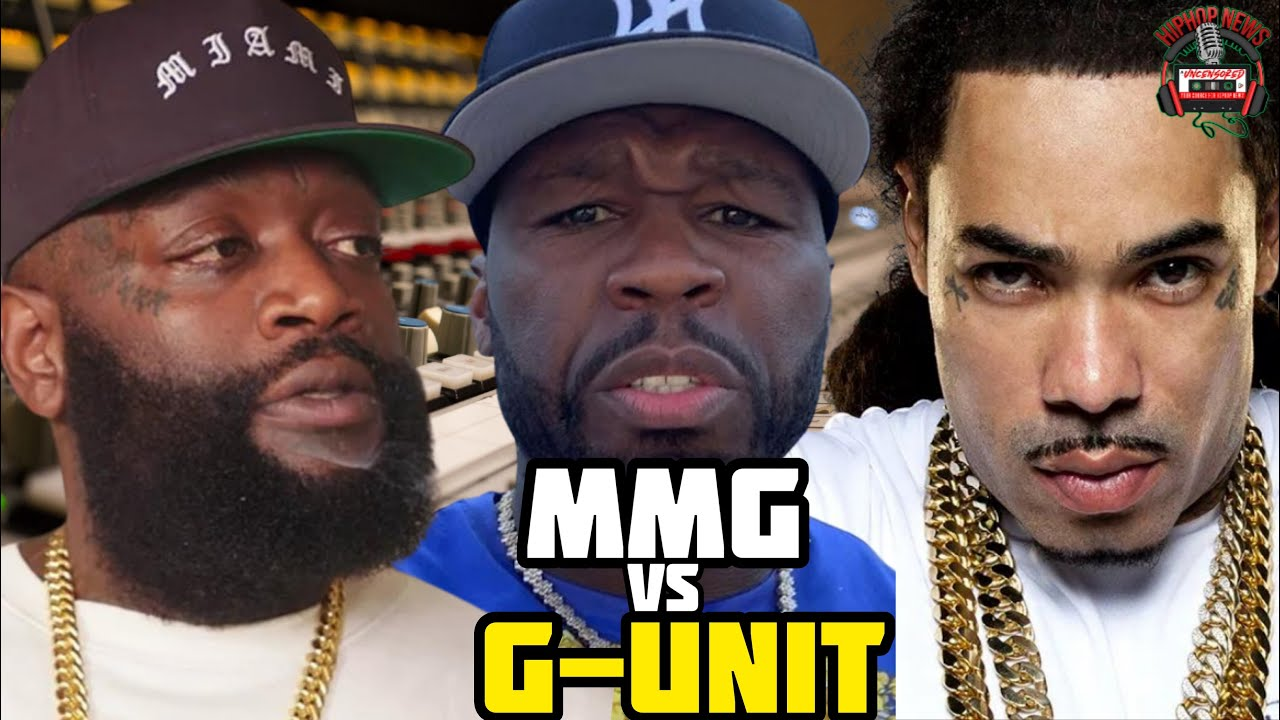 Rick Ross's Artist Gunplay Details His Fight With 50 Cent's Crew & If He Is Still Down With MMG!