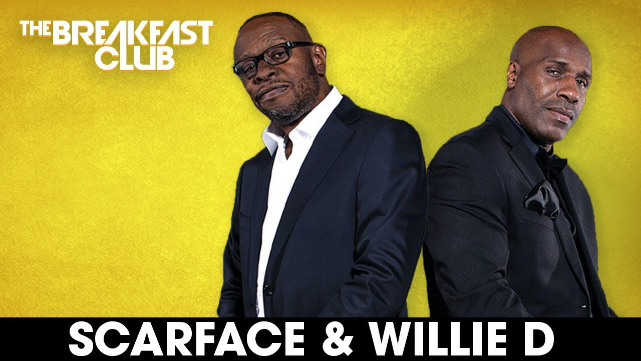 Scarface & Willie D Speak On Industry Evolution, Geto Boys History, New Podcast + More