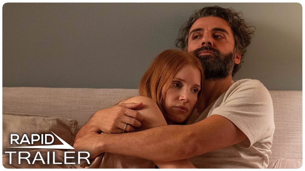 SCENES FROM A MARRIAGE Official Trailer (2021) Jessica Chastain, Oscar Isaac Series HD