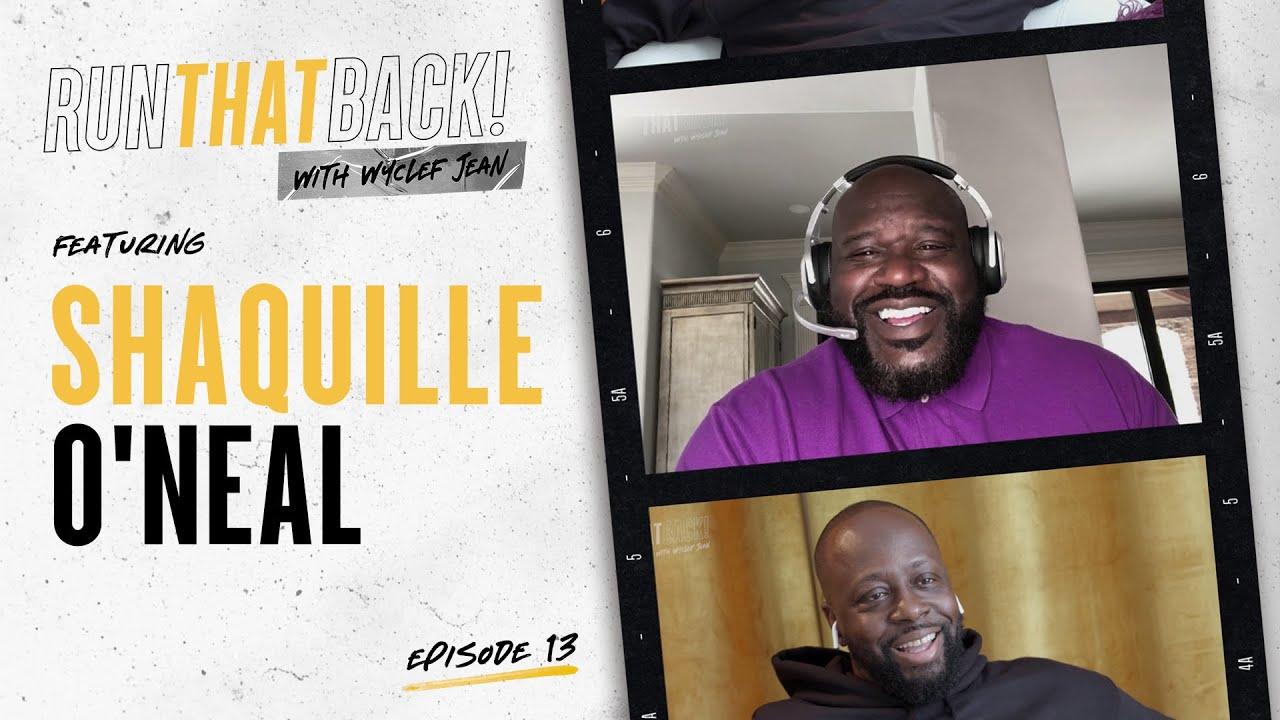 Shaq and Wyclef Remix Guantanamera   Run That Back   EP 13
