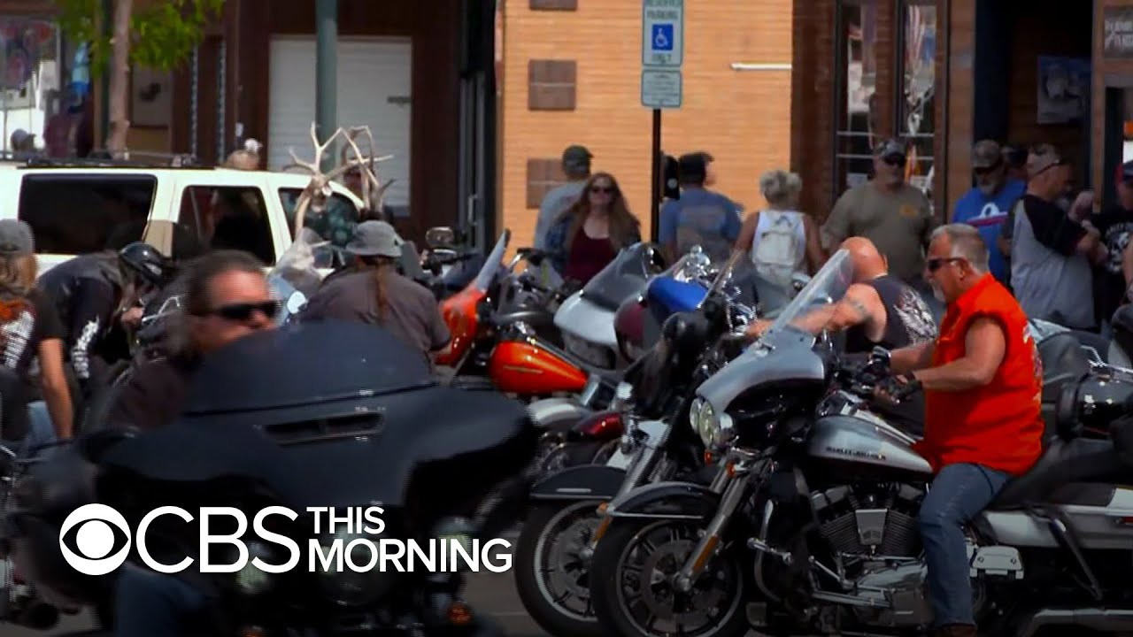 Sturgis Motorcycle Rally sparks fears of super spreader event