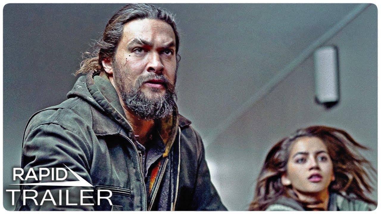 SWEET GIRL Official Trailer (2021) Jason Momoa, Isabela Merced Movie HD