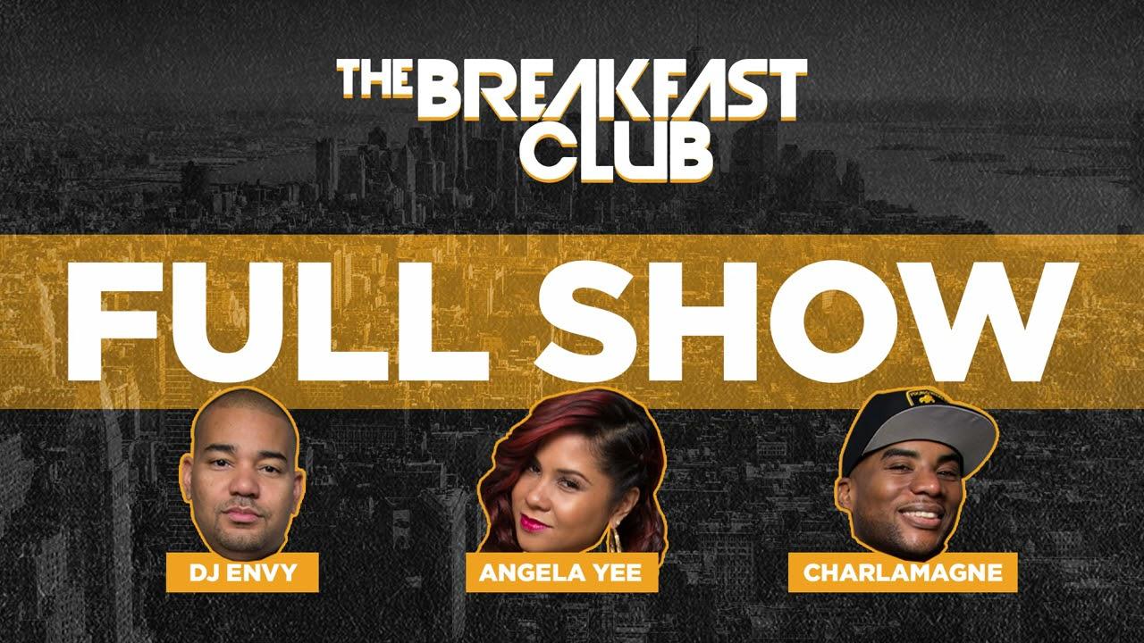 The Breakfast Club FULL SHOW 7-22-21