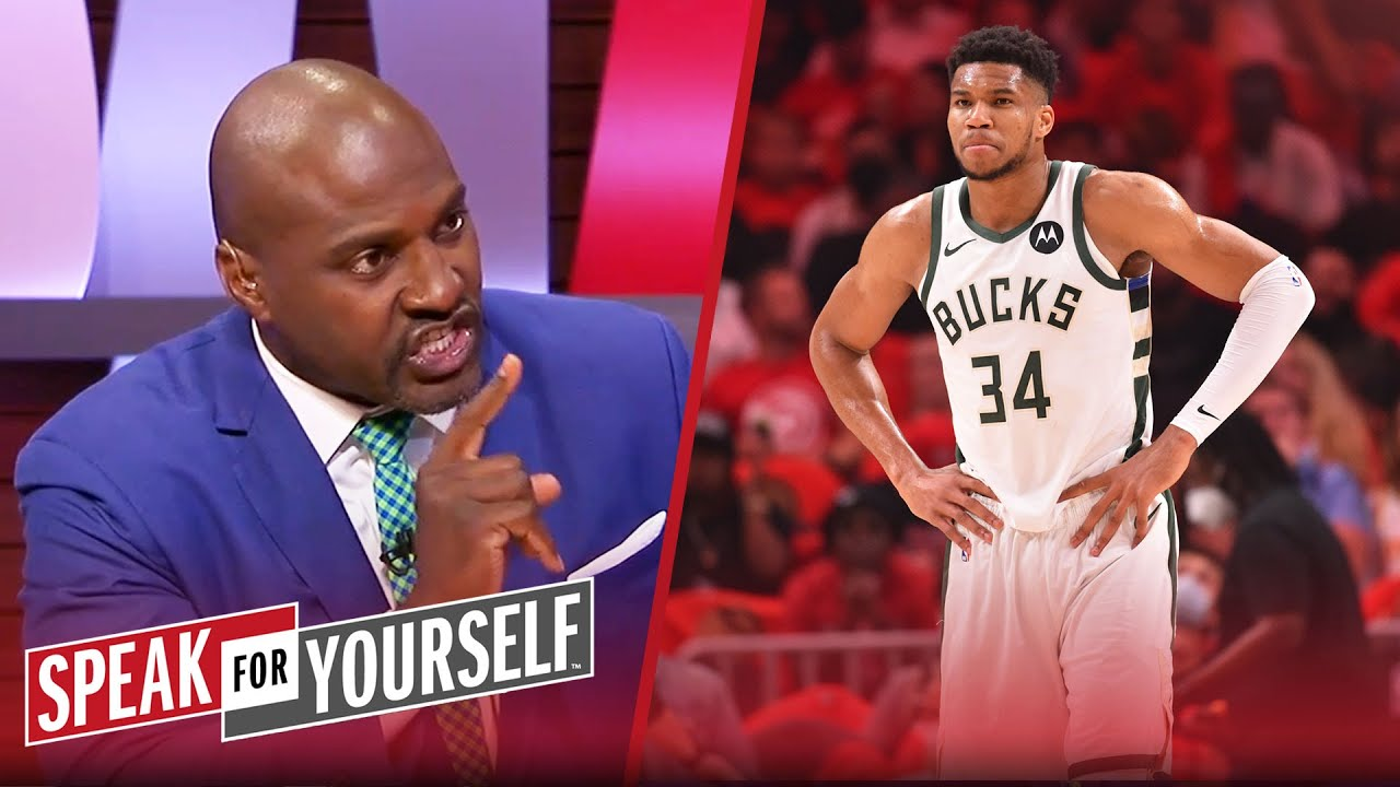 The success Milwaukee is having without Giannis says a lot — Wiley | NBA | SPEAK FOR YOURSELF