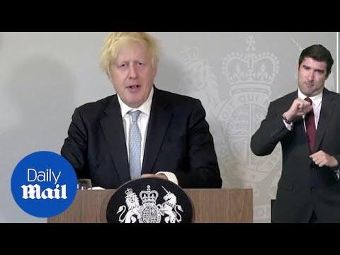 UK Covid-19: Boris Johnson address from isolation in full on 19 July 'Freedom Day'