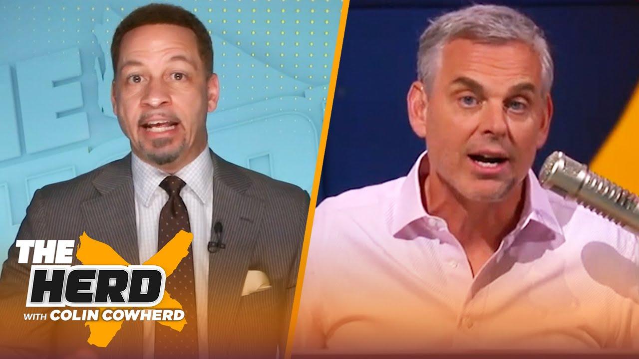 Warriors should trade Draymond Green for Ben Simmons, Team USA, Finals — Broussard | NBA | THE HERD