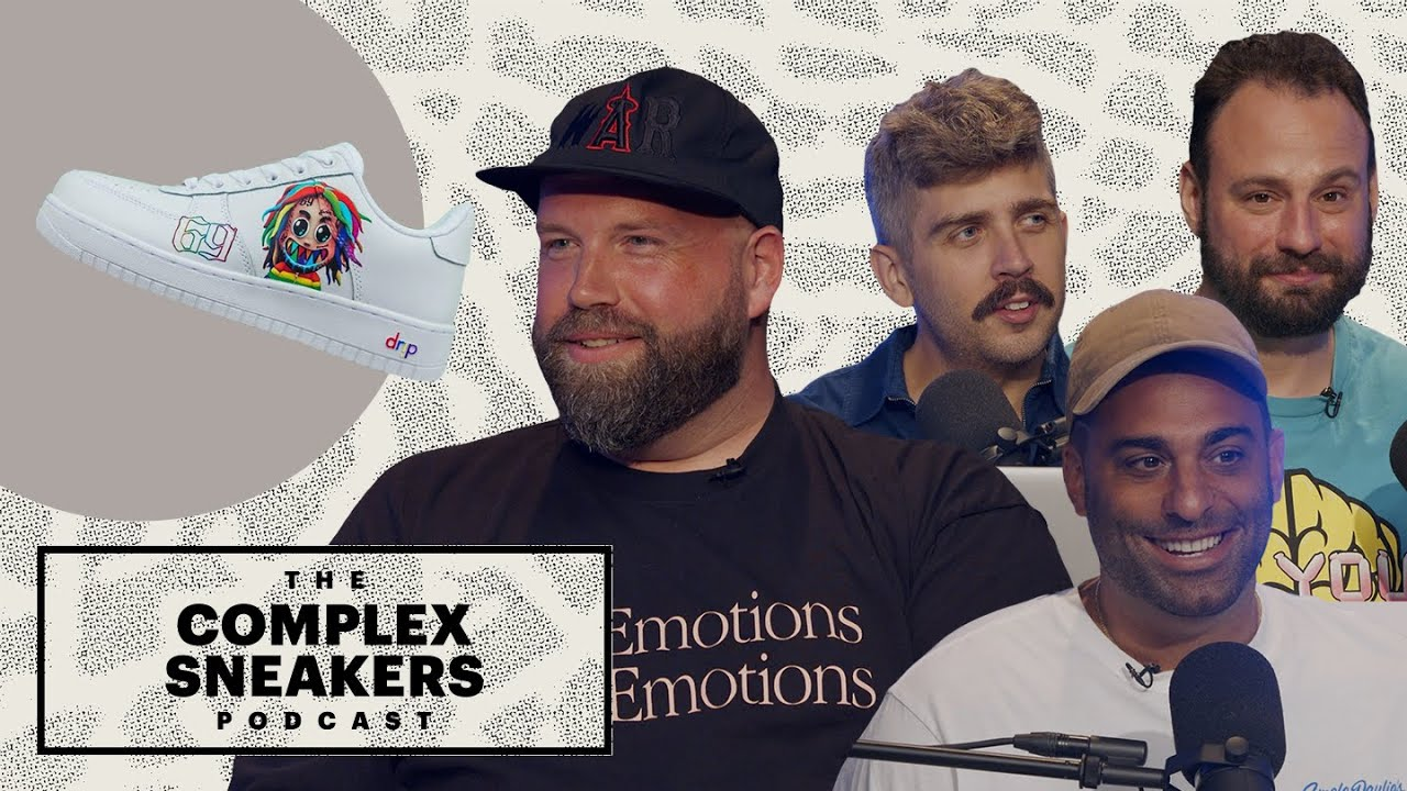 Why Is Nike Suing Sneaker Customizers? Mache Responds | The Complex Sneakers Podcast