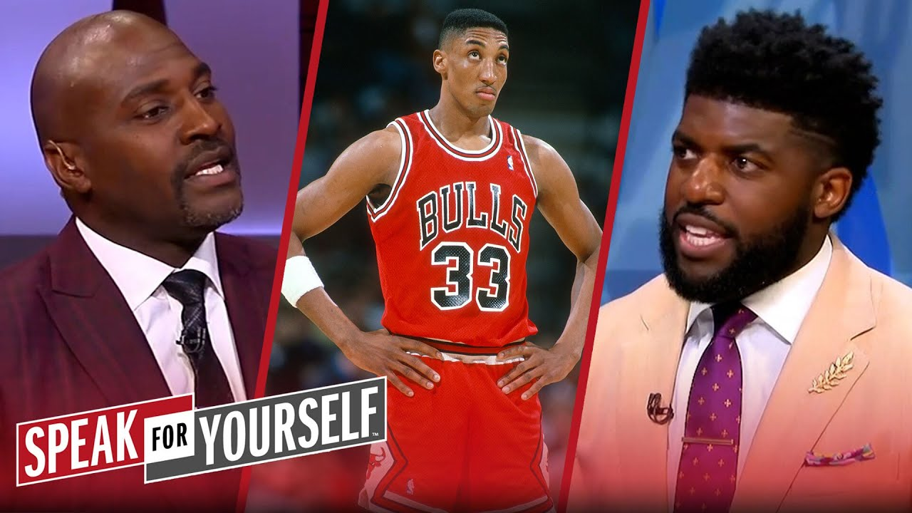 Wiley & Acho react to Scottie Pippen calling Phil Jackson a racist | NBA | SPEAK FOR YOURSELF