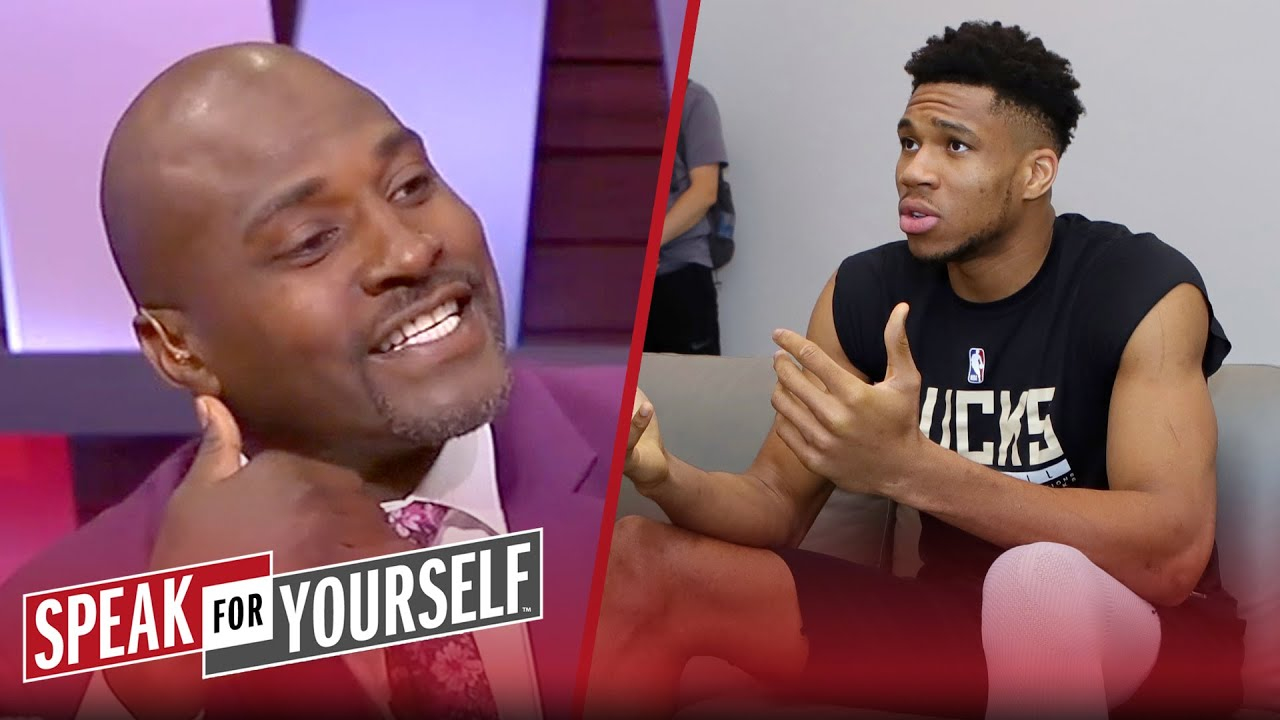 Wiley disagrees w/ Giannis that winning title w/ original team means more | NBA | SPEAK FOR YOURSELF