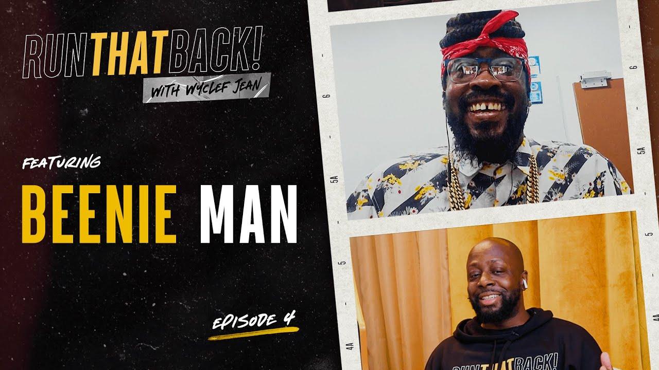 Beenie Man- This is Rastafari   RunThatBack