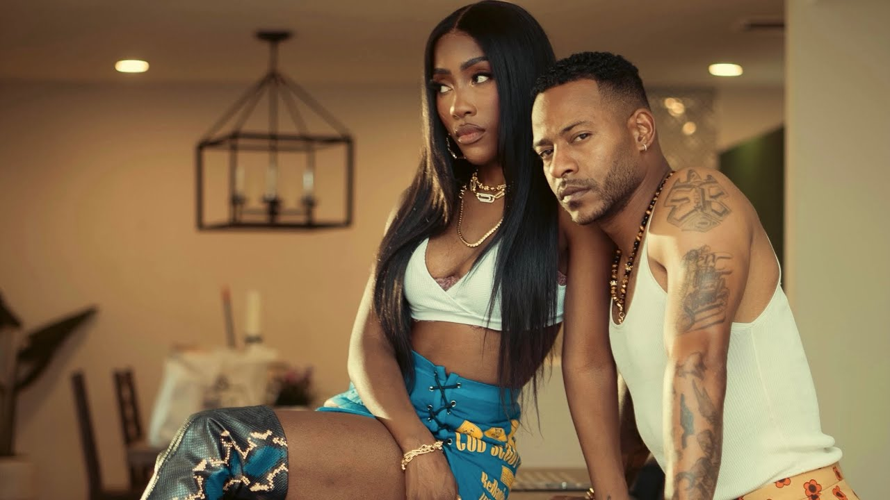 """Eric Bellinger – """"What About Us"""" ft. Sevyn (Behind the Scenes)"""