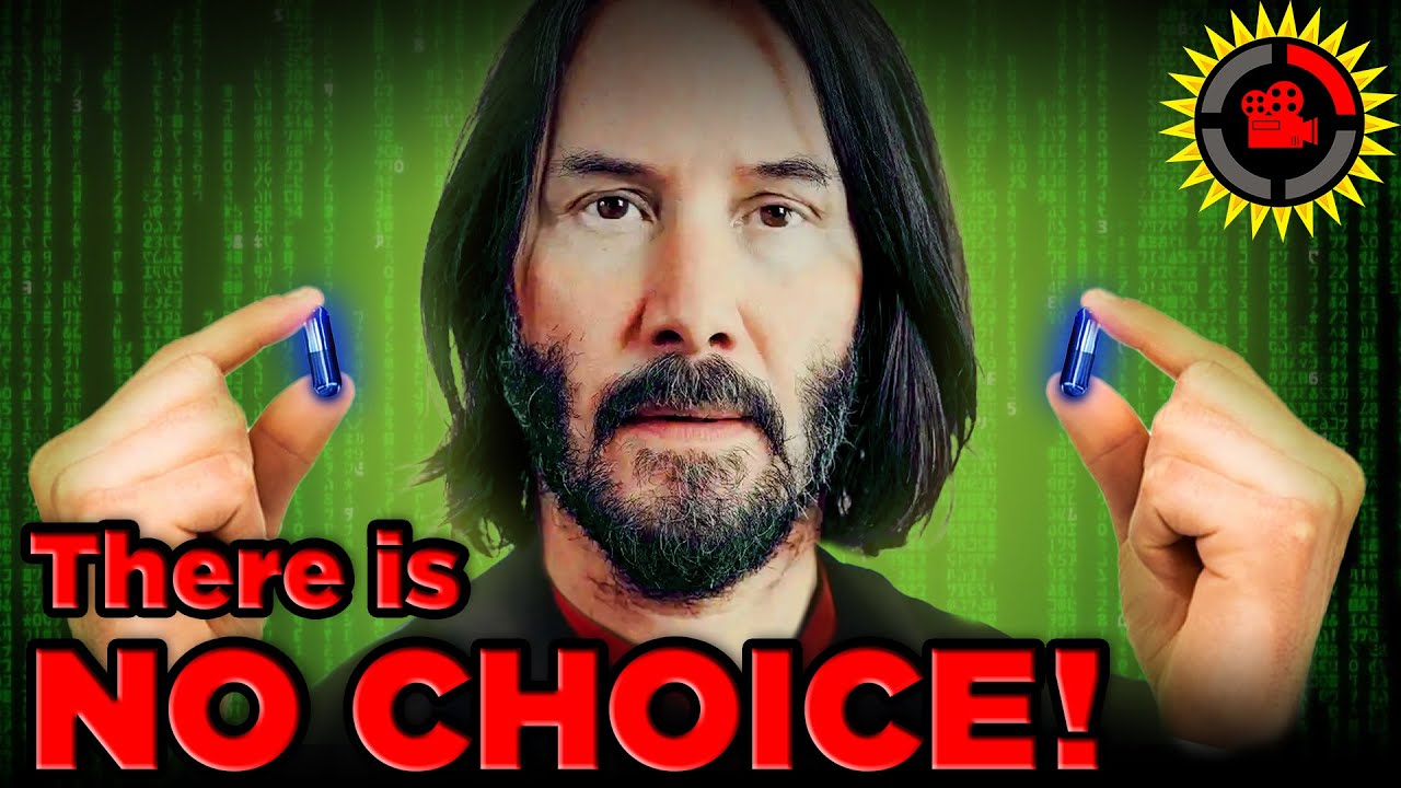 Film Theory: The Matrix NEVER Existed! (Matrix 4 Trailer)