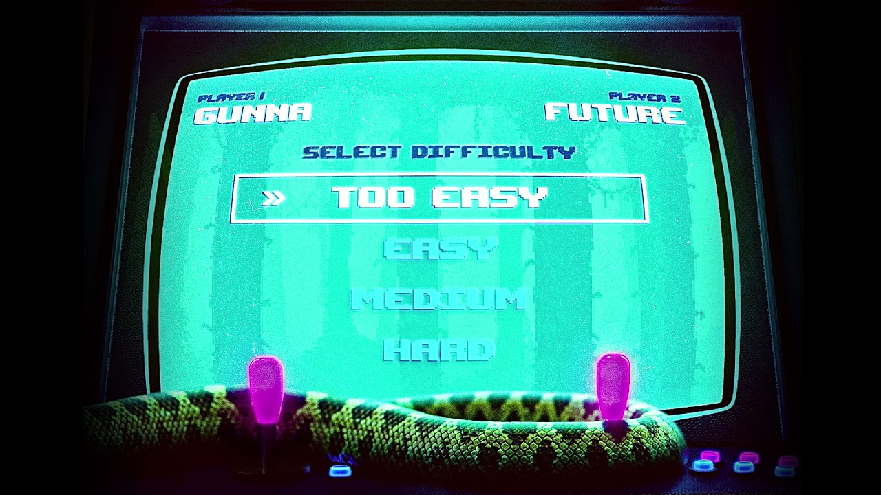 Gunna & Future – Too Easy [Official Clean Audio]