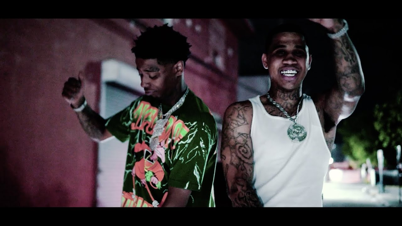 Hotboy Wes – Free Smoke (feat. Big Scarr) [Official Music Video]