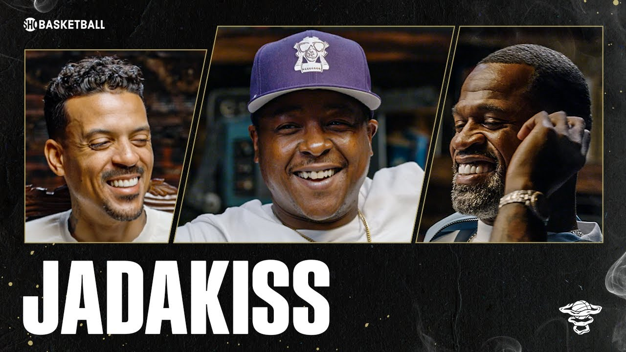 Jadakiss | Ep 103 | ALL THE SMOKE Full Episode | SHOWTIME Basketball