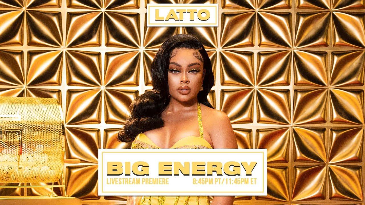 Latto – Big Energy [Official Live Video Premiere]