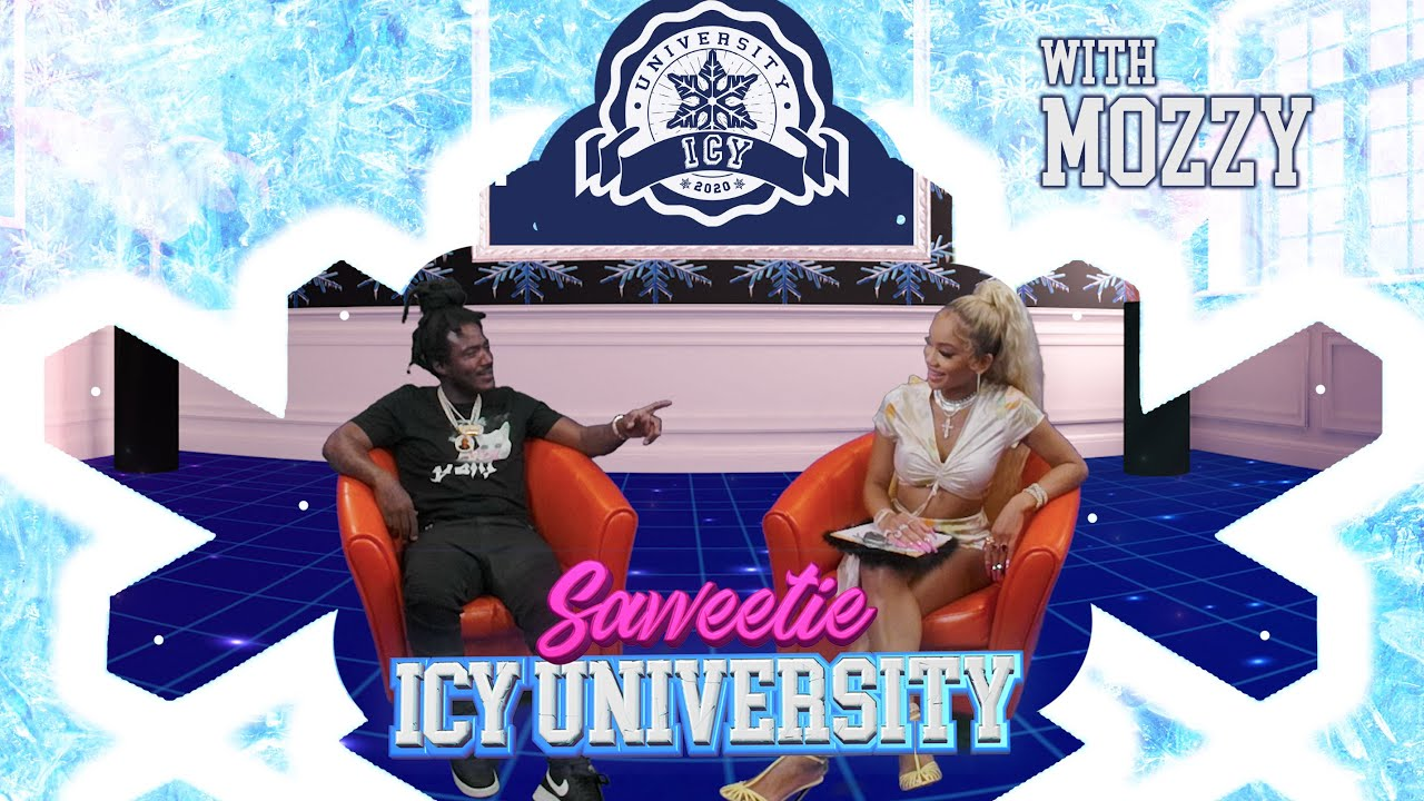 Saweetie – The Power of Independence w: Mozzy [Icy University S2 EP 2]