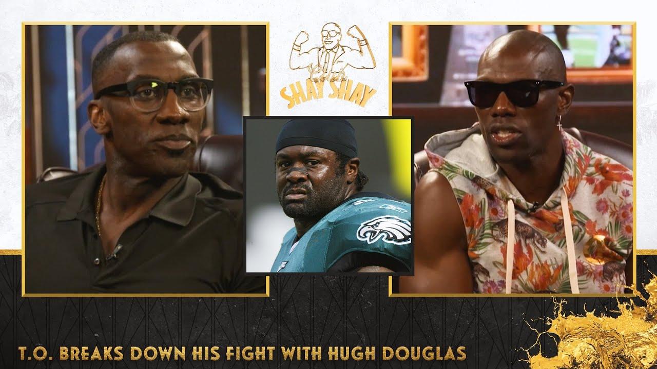 Terrell Owens breaks down his locker room fight with Hugh Douglas | EP. 35 | CLUB SHAY SHAY S2