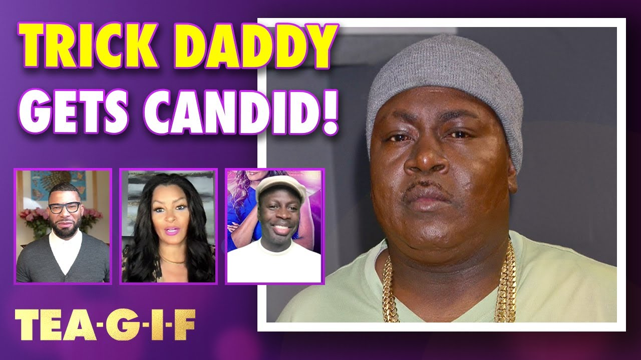 Trick Daddy Gets HONEST About his Sex Life | Tea-G-I-F