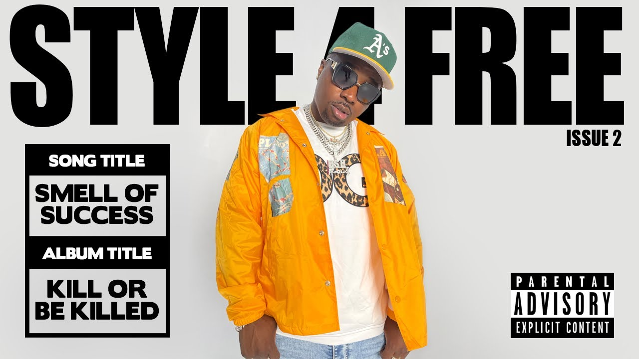 TroyAve- Smell of success(Official music video)|Latest freestyle rap 2021|Style4free Part6