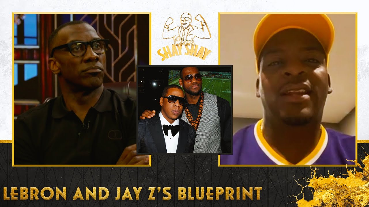 """""""We didn't have the LeBron & Jay-Z blueprints in the 2000's""""— Clinton Portis 