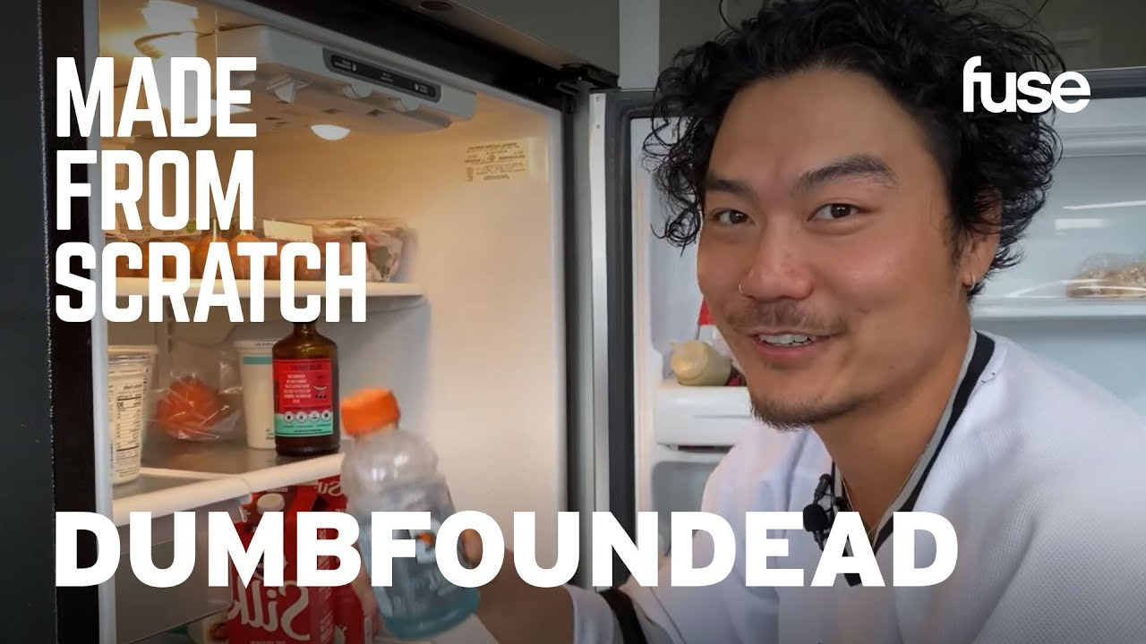 What's In Dumbfoundead's Fridge? | Made from Scratch | Fuse