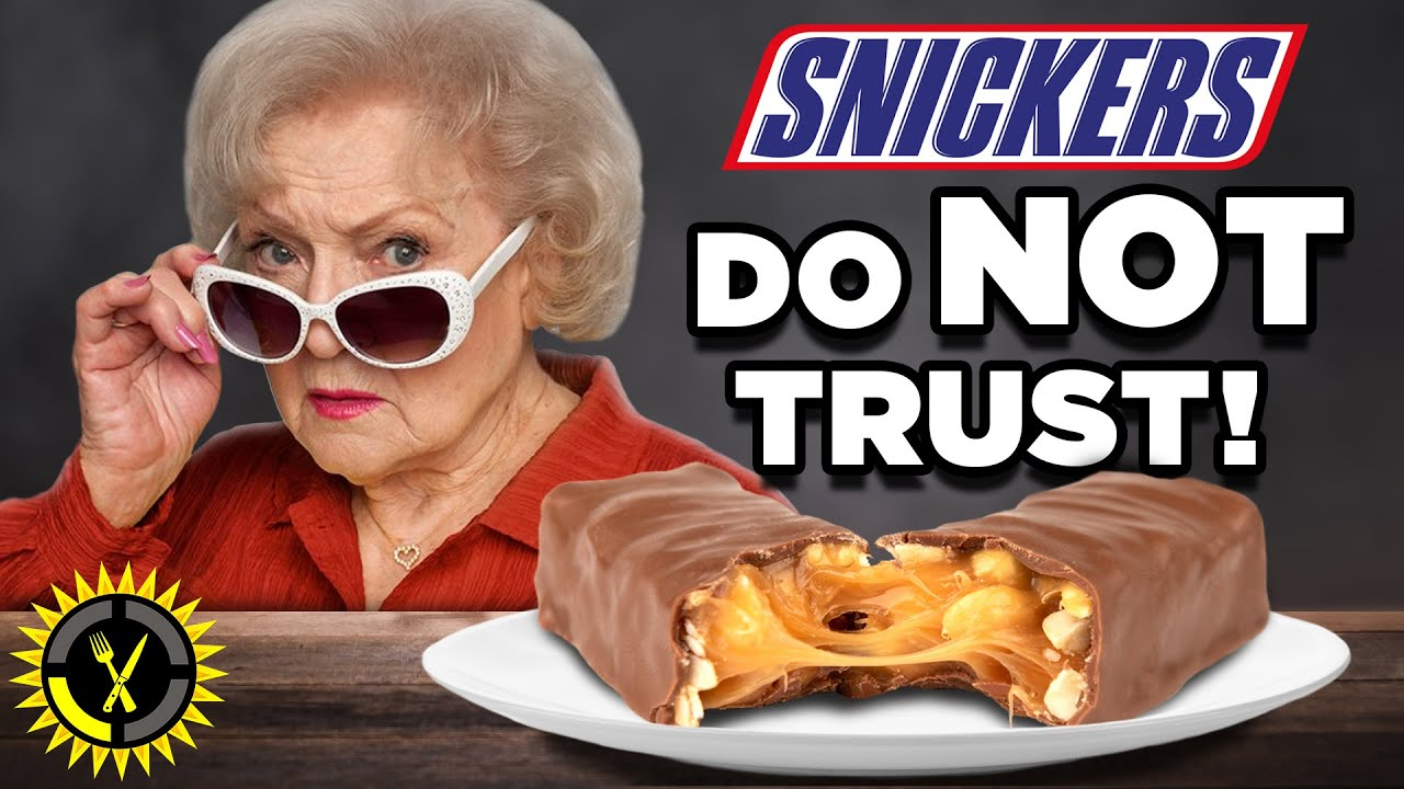 Food Theory: Hungry? DON'T Grab A Snickers!