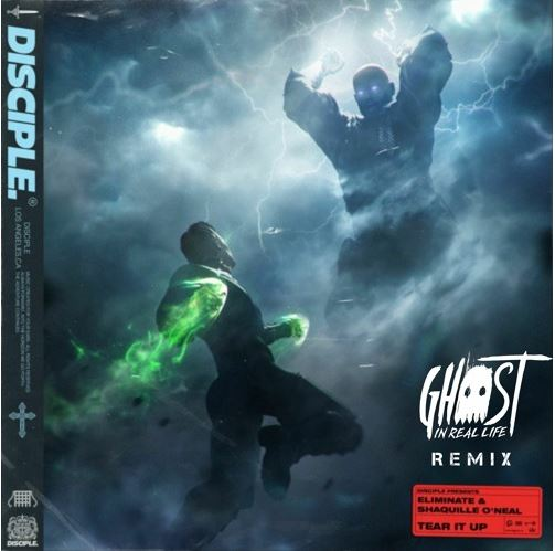Ghost In Real Life - Eliminate & Shaquille O'Neal - Tear It Up (Remix)