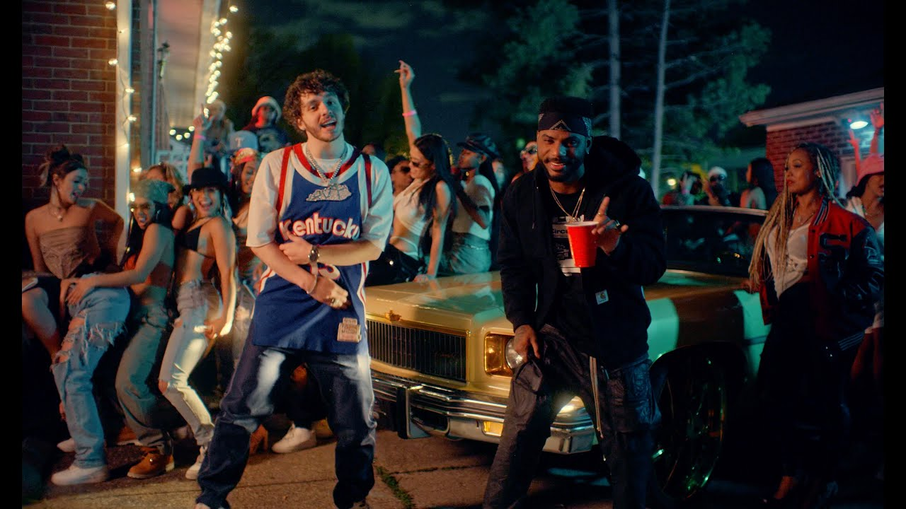 Jack Harlow – Luv Is Dro (feat. Static Major & Bryson Tiller) [Official Video]