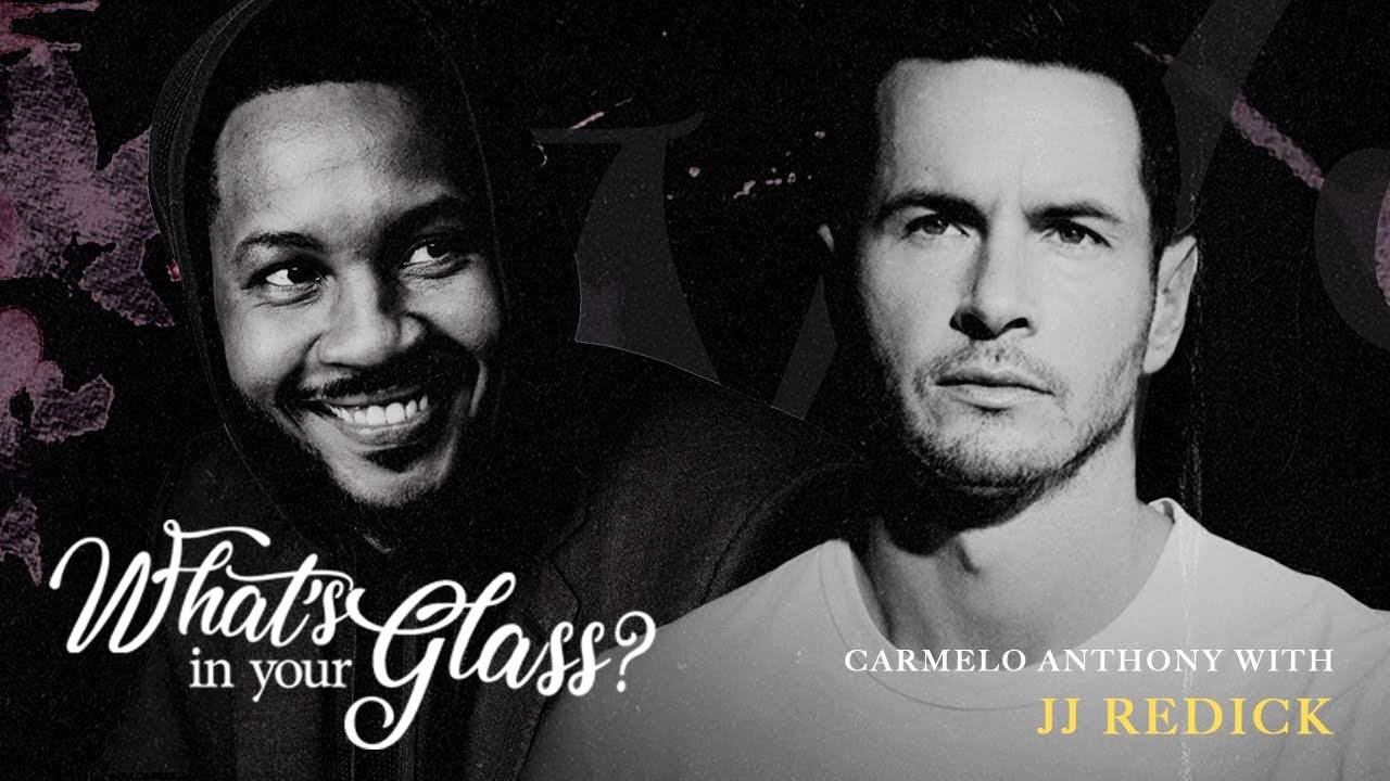 JJ Redick on Retirement, Podcasting, and How the NBA has Grown Up | #WIYG with Carmelo Anthony