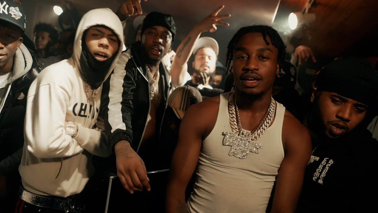 Lil Tjay – Not In The Mood (Feat. Fivio Foreign & Kay Flock) [Official Video]