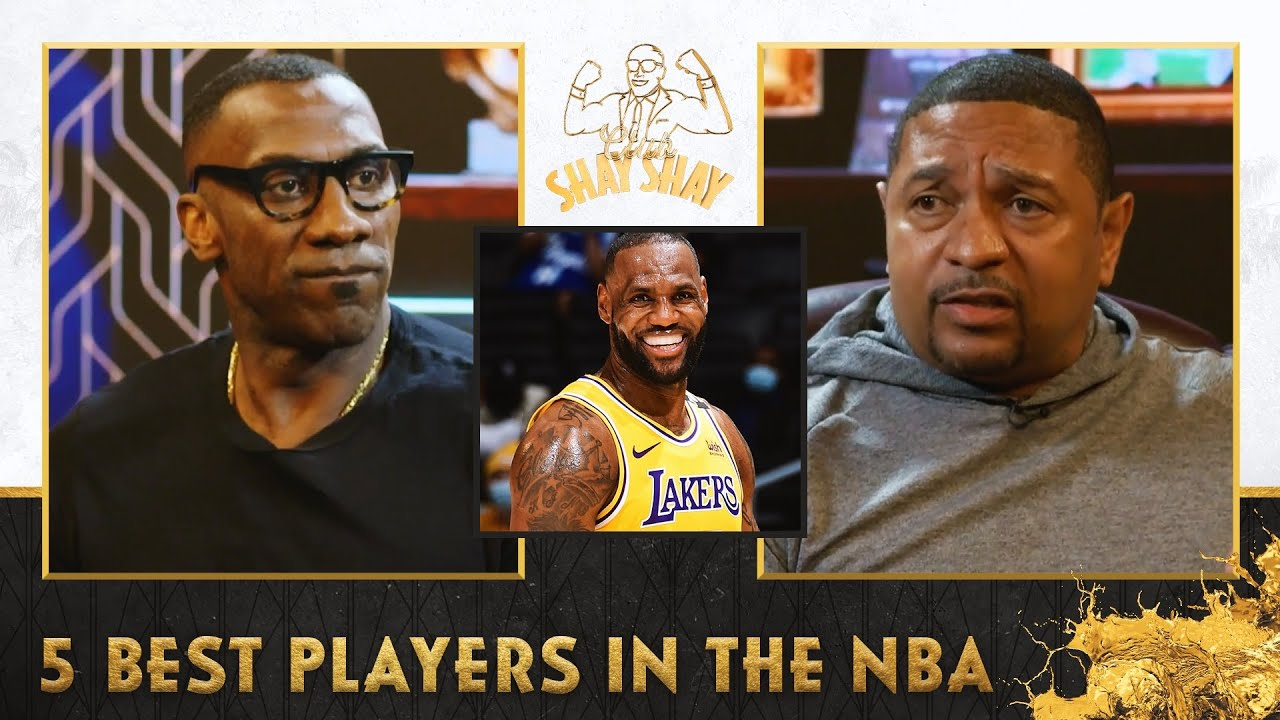 Mark Jackson lists the 5 best players currently in the NBA | EP. 38 | CLUB SHAY SHAY S2