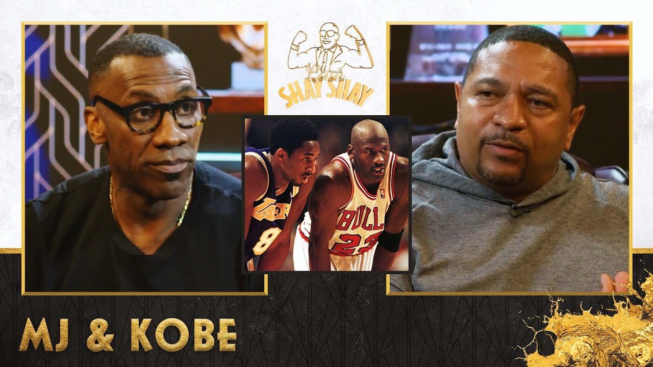 MJ & Kobe are the only players who would take their last breath on the court to get a win | EP. 38