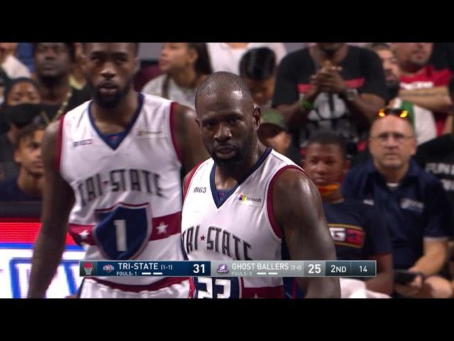 Season 4 Week 3   Tri-State vs. Ghost Ballers   Highlights