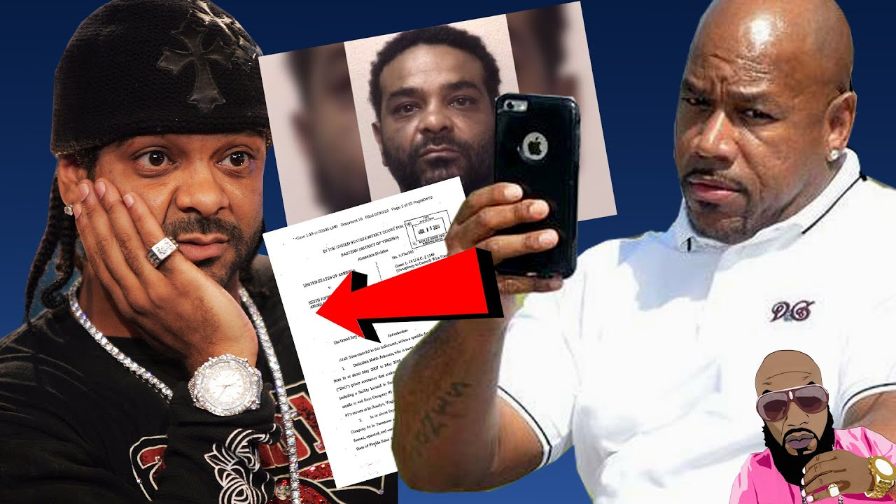 Wack 100 Confirms Jim Jones Is A Government Informant, Wants To Throw Hands